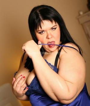Проститутка Самая сладкая толстушка