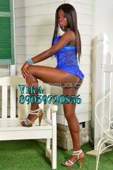 Проститутка Vika