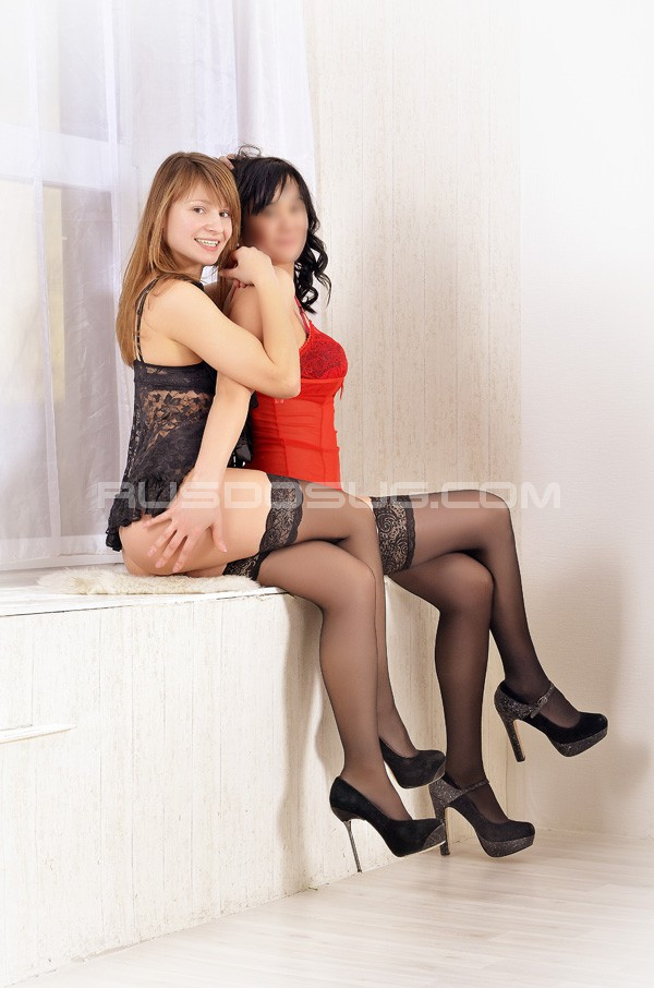 Проститутка Даша и Саша