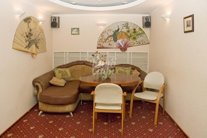 Сауна в отеле МАКСИМА ИРБИС